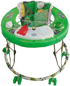 Oh Baby Baby Green Color Musical Walker For Your Kids SE-W-26