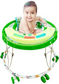 Oh Baby Baby green musical walker for your kids SE-W-29