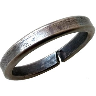 Real Black Horse Shoe Iron Ring,, Shani Dosh Removal