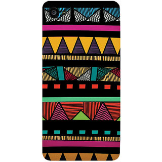 GripIt Funky Pattern Printed Case for Lenovo Zuk Z2 Plus
