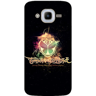 GripIt Tomorrowland Printed Case for Samsung Galaxy J2 Pro