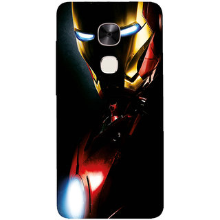 GripIt Ironman Printed Casefor LeEco Le Max 2