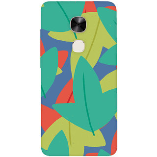 GripIt Leaves Drawing Printed Casefor LeEco Le Max 2