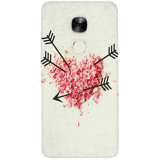 GripIt Love Shot Printed Casefor LeEco Le Max 2