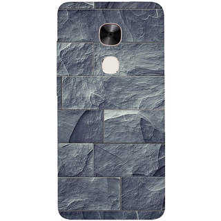 GripIt Stone Wall Printed Casefor LeEco Le Max 2