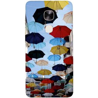 GripIt Umbrellas Printed Casefor LeEco Le Max 2