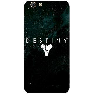 GripIt Destiny Printed Case for Oppo F1s