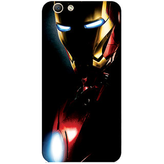 GripIt Ironman Printed Case for Oppo F1s