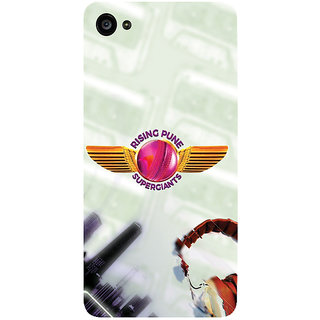 GripIt Pune Giants (SKY BACK) Case for Lenovo Zuk Z2 Plus