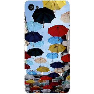 GripIt Umbrellas Printed Case for Lenovo Zuk Z2 Plus