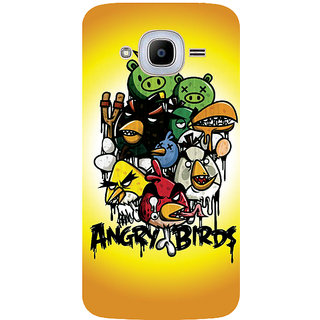 GripIt Angry Birds Printed Case for Samsung Galaxy J2 Pro