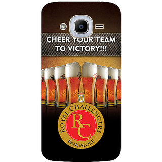GripIt Cheers with RCB Case for Samsung Galaxy J2 Pro