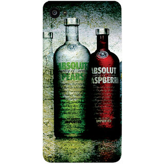 GripIt Absolut-Collection Printed Case for Lenovo Zuk Z2 Plus