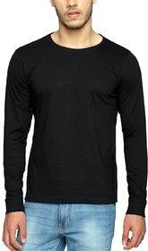 Men's Round Neck Full Sleeve Cotton T-Shirt