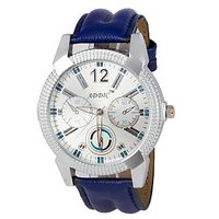 Addic Analogue White Dial Men's Watch
