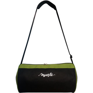MYARTE Green Single Gym Bag