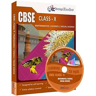 CBSE Class 10 Combo Pack Maths, Science, Social Science