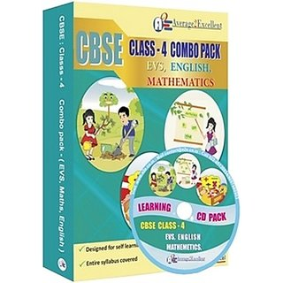 CBSE Board Class 4 Study Packages