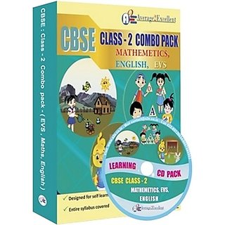 CBSE Board Class 2 Study Packages