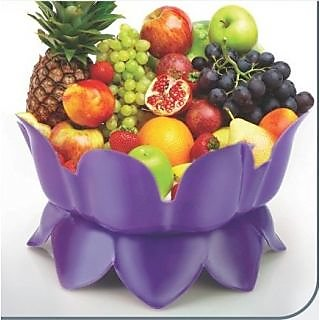 Techamazon fruit basket or flower baske/ Matka Stand