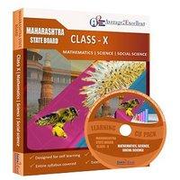 Maharashtra Board Class 10 Combo Pack Maths, Science, Social Science