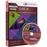 Maharashtra Board Class 11 Super Combo Pack Physics, Chemistry, Maths  Biology