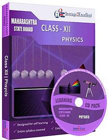 Maharashtra Board Class 12 Physics Study Package