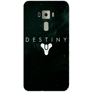 GripIt Destiny Printed Case for Asus Zenfone 3 Laser