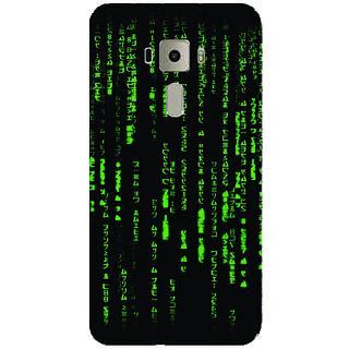 GripIt Matrix Printed Case for Asus Zenfone 3 Laser