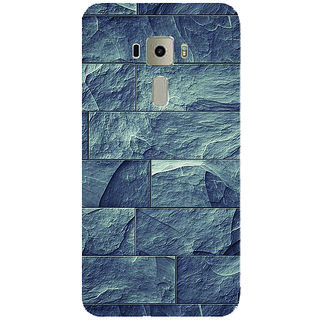 GripIt Stone Wall Printed Case for Asus Zenfone 3