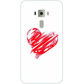 GripIt Sweet Love Printed Case for Asus Zenfone 3 Laser