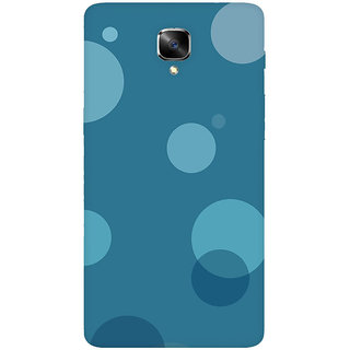 GripIt Circle Pattern Printed Casefor OnePlus 3