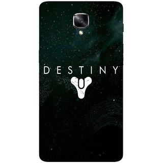 GripIt Destiny Printed Casefor OnePlus 3