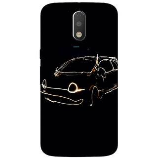 GripIt LED Car Case for Motorola Moto G4 Plus
