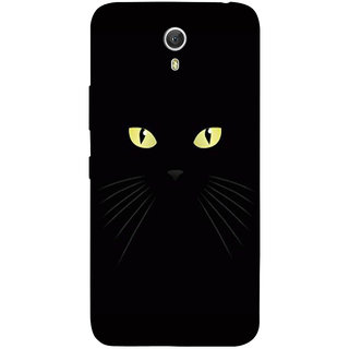 GripIt Black Cat Eyes Case for Lenovo Zuk Z1