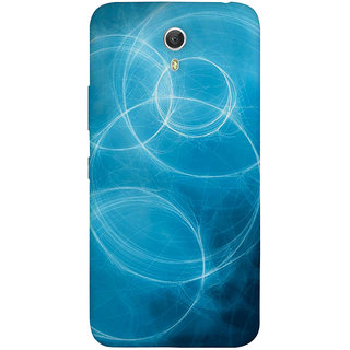 GripIt Circles Of Light Case for Lenovo Zuk Z1