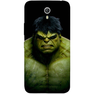 GripIt Hulk Back Cover for Lenovo Zuk Z1