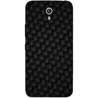 GripIt Thick Black Weaved Case for Lenovo Zuk Z1