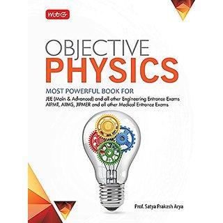 Objective Physics for NEET/AIIMS/JIPMER 2016 Paperback