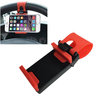 Car Steering Wheel Phone Socket Holder For All Smart CODE UQ-2237