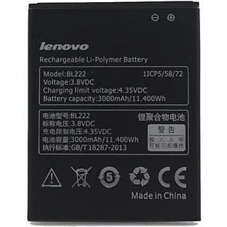Battery Lenovo BL222-3000 mAh for Lenovo S660 S668T with 3000mAh  ORIGINAL