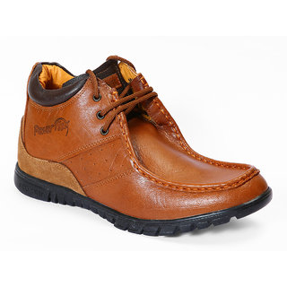 Buy Red Chief Tan Men Casual Leather Shoes (RC7082 287) Online - Get ... f222847470d