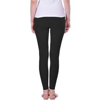 99a6d581cb Lux Lyra Black Cotton Legging