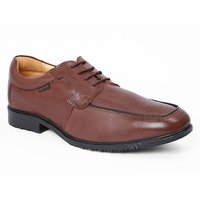 Red Chief Men's Brown Lace-up Formal Shoes