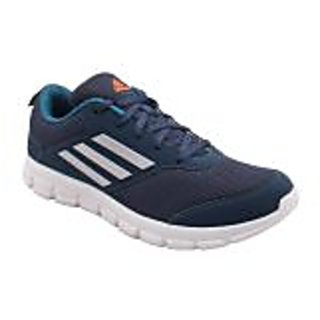 comprare adidas marlin uomini della marina e pizzo bianco in scarpe da ginnastica