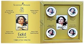 shahnaz hisain gold facial kit