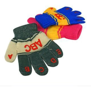 Baby Woolen gloves for kids Pack of 2 pair
