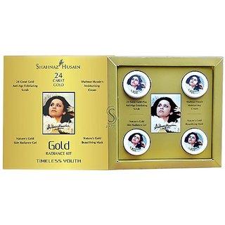 shahnaz hisain gold facial kit
