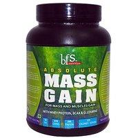 BFS Nutrition Absolute Mass Gainer -3.3LB/1.5 Kg
