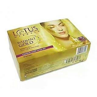 Lotus Gold Facial Kit 37gm